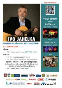 Galavečer rekordů - Scéna Folk&Country - Pelhřimov